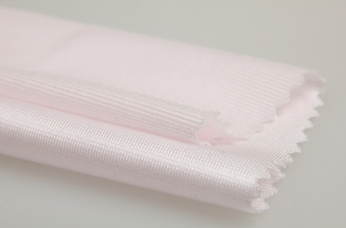 Lustrous polyester plain cloth 60831
