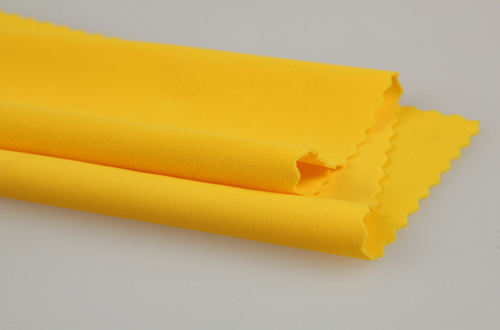 Matte nylon/spandex plain cloth 80616
